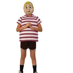 Boys Child ADDAMS Family PUGSLEY Costume M L NWT